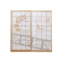 ディズニー 障子紙 ミッキー 92×184cm