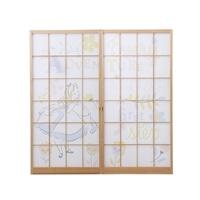 【数量限定】ディズニー 障子紙 アリス 92×184cm