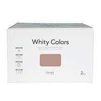 【Web限定】CAINZ 室内用塗料 ホワイティカラーズ 2kg アンティークローズ【別送品】