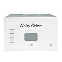【Web限定】CAINZ 室内用塗料 ホワイティカラーズ 2kg 柳灰【別送品】