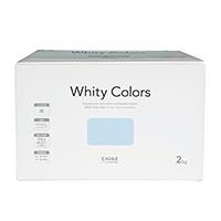 【Web限定】CAINZ 室内用塗料 ホワイティカラーズ 2kg アクア【別送品】