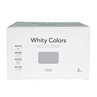 【Web限定】CAINZ 室内用塗料 ホワイティカラーズ 2kg モーブミスト【別送品】