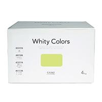 【Web限定】CAINZ 室内用塗料 ホワイティカラーズ 4kg マスカット【別送品】