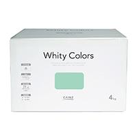 【Web限定】CAINZ 室内用塗料 ホワイティカラーズ 4kg ロシアンブルー【別送品】