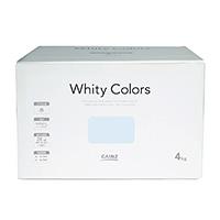 【Web限定】CAINZ 室内用塗料 ホワイティカラーズ 4kg クリアブルー【別送品】