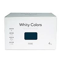 【Web限定】CAINZ 室内用塗料 ホワイティカラーズ 4kg ローズブルー【別送品】
