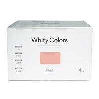 【Web限定】CAINZ 室内用塗料 ホワイティカラーズ 4kg ホットピンク【別送品】