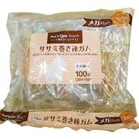 Pet'sOne ササミ巻き棒ガム100本