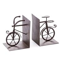 【trv】ブリキ ブックエンド 自転車