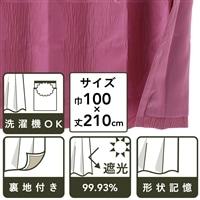 ディズニー カーテン 眠れる森の美女 100×210cm 2枚組【別送品】
