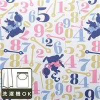 ディズニー レースカーテン 不思議の国のアリス 100×133cm 2枚組【別送品】