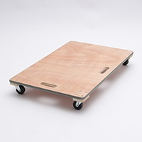 木製平台車60x90x12cm