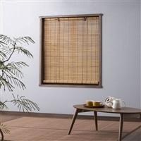 【数量限定】日よけ 焼竹スクリーン 88×150