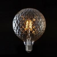 LEDフィラメント電球 LDA4L-D6 E26 4.0W 電球色
