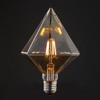 LEDフィラメント電球 LDA4L-D7 E26 4.0W 電球色