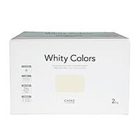 【Web限定】CAINZ 室内用塗料 ホワイティカラーズ 2kg コットン【別送品】