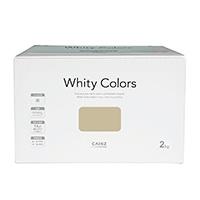【Web限定】CAINZ 室内用塗料 ホワイティカラーズ 2kg ホワイトモール【別送品】
