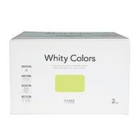【Web限定】CAINZ 室内用塗料 ホワイティカラーズ 2kg マスカット【別送品】