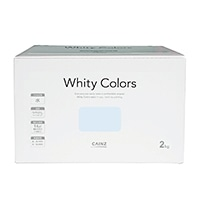 【Web限定】CAINZ 室内用塗料 ホワイティカラーズ 2kg クリアブルー