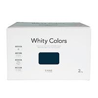 【Web限定】CAINZ 室内用塗料 ホワイティカラーズ 2kg ローズブルー【別送品】
