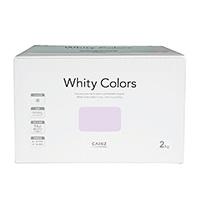 【Web限定】CAINZ 室内用塗料 ホワイティカラーズ 2kg ライラック【別送品】