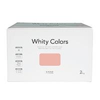 【Web限定】CAINZ 室内用塗料 ホワイティカラーズ 2kg ホットピンク【別送品】