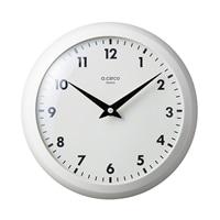 【trv・数量限定】デザイン掛け時計 スマートレトロ アイボリー