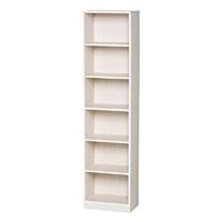F11 書棚1845 ホワイト