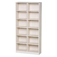F12 書棚1888 ホワイト