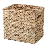 インナーボックス 天然素材バスケット(FB) ハーフ