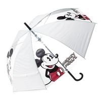 【数量限定】デザインジャンプ傘 ミッキーマウス