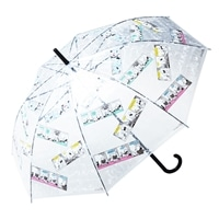 【数量限定】デザインジャンプ傘 くまのプーさん