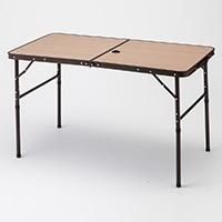 【数量限定】フォールディングテーブルL FTL−12060