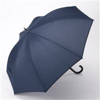 【数量限定】風に強い撥水傘 65cm ネイビー