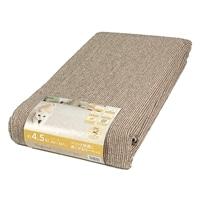 ペットと快適に過ごせるカーペット 4.5畳 ベージュ