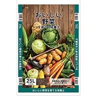 【店舗取り置き限定】おいしい野菜を育てる培養土 25L S1