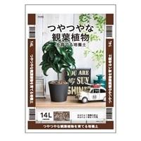 【店舗取り置き限定】つやつやな観葉植物を育てる培養土 14L A