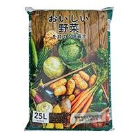 【店舗取り置き限定】おいしい野菜を育てる培養土 25LO(茨城限定)