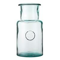 【trv・数量限定】スペイングラス フラワーベース 28cm