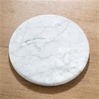 【trv】Marble マーブルポットトレー Φ18cm