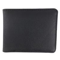 二つ折り財布 ブラック-G