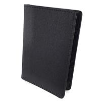 パスポートケース ブラック-G