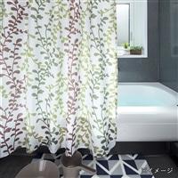 シャワーカーテン 130×150cm ワイヤープランツ