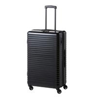 TRADDY トラディ ストッパー付き スーツケース 56L ブラック