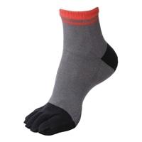 作業者の働きを支える靴下 5本指 丈夫 ショート