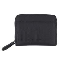 コンパクト財布 ブラック