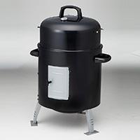 【数量限定】大型BBQスモーカーグリル