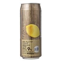 【ケース販売】レモンチューハイ ストロング 500ml×24本