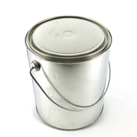 ふた付きペール缶3L