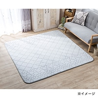 【2018秋冬】シャーリングラグ ミッキーマウス 200×250
